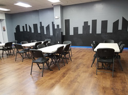 Laser tag party room 4