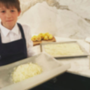 Joshua with loemon salt.JPG