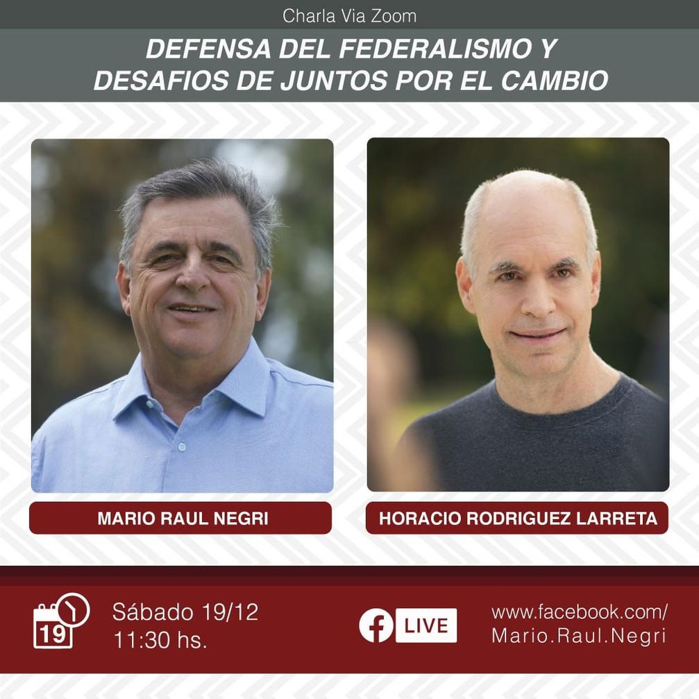 Defensa del federalismo y desafíos de Juntos por el Cambio