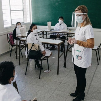 Formas y condiciones que permitan flexibilizar la presencialidad educativa