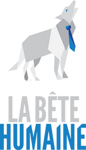 Logo Théâtre La Bête Humaine