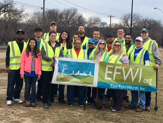 RANDOL MILL ROAD & HANDLEY – EDERVILLE ROAD PLANTING VOLUNTEERS