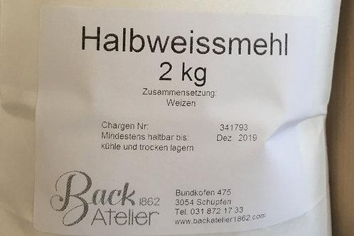 Halbweissmehl