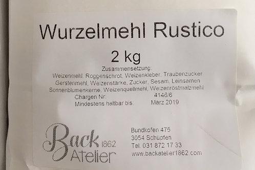 Wurzelmehl Rustico