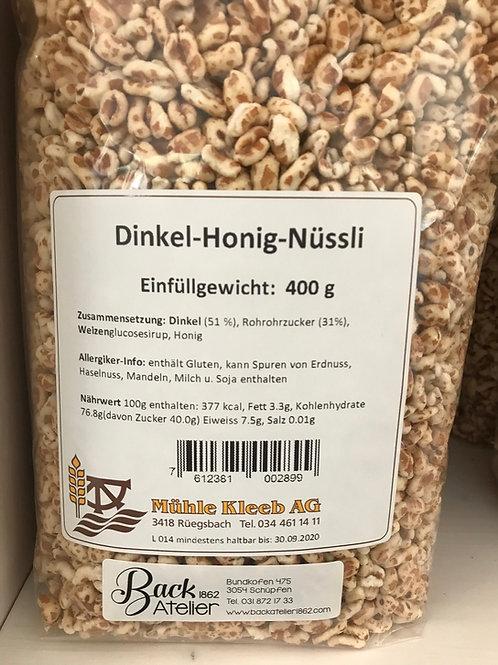 Dinkel Honig Pops