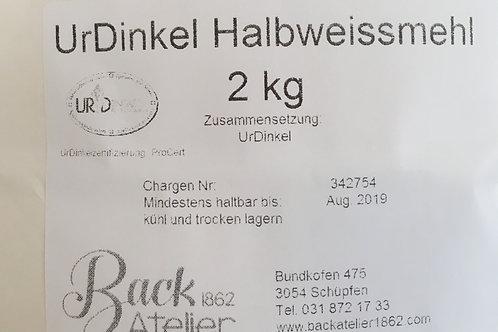 UrDinkel Halbweissmehl