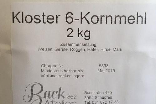 Kloster 6-Kornmehl