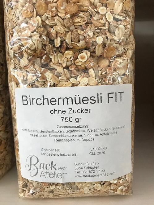 Birchermüesli Fit