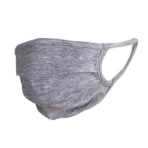 LT Grey Face Mask-5 Pack- Kids