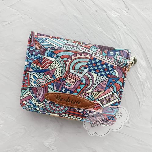 c3ec0bcb555f Оригинальный женский молодежный кошелек с ярким запоминающимся дизайном.