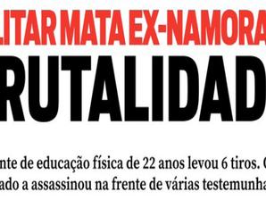 Notícias – Violência contra a Mulher e Feminicídio (Set/Out - 2016): Diário do Pará e O Liberal