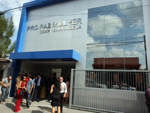 O Governo do Estado entregou a 15ª unidade Pro Paz Mulher em Ananindeua, Região Metropolitana de Bel