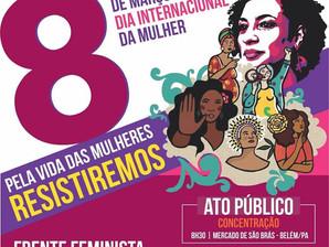 8 De Março: dia Internacional de Luta da Mulher