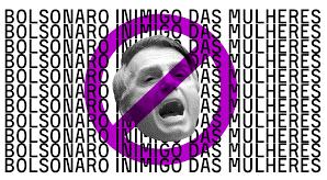 """""""Mulheres do Pará divulgam nota contra declarações machistas e homofóbicas de Bolsonaro""""."""