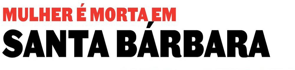 Manchete publicada em O Diário do Pará em 06/06/2016, no Caderno Polícia, p. 10