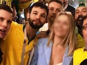 Assédio sexual na Copa do Mundo