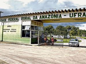 Universitários tramavam estupro coletivo na UFRA.