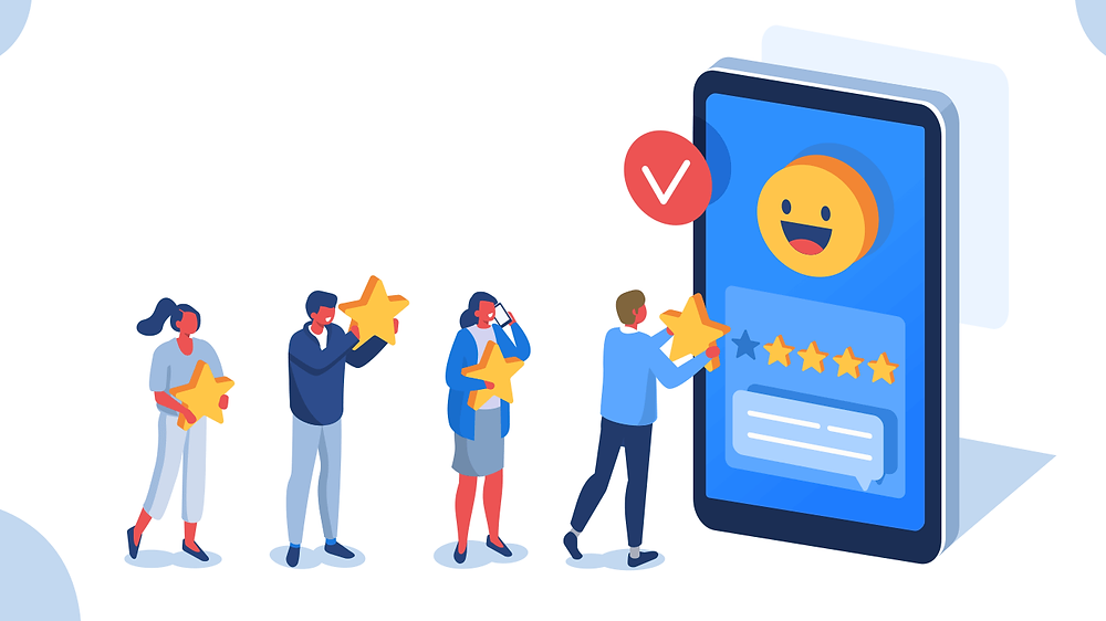 Leave a Review for a Small Business