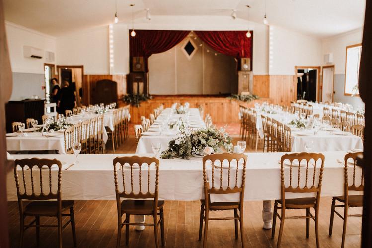 A classy wedding