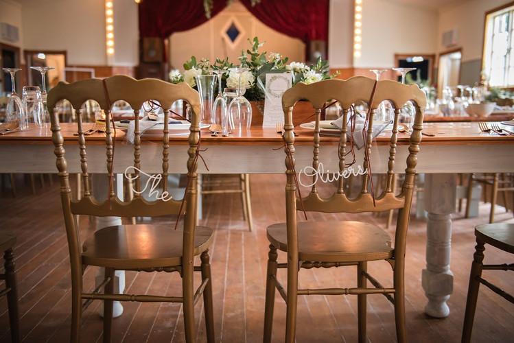 Vintage Tiffany chair