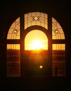 Danmark House Window
