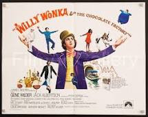 Willy Wonka and the Chocolate Factory - Author's Blog by Author Bruce A. Shields
