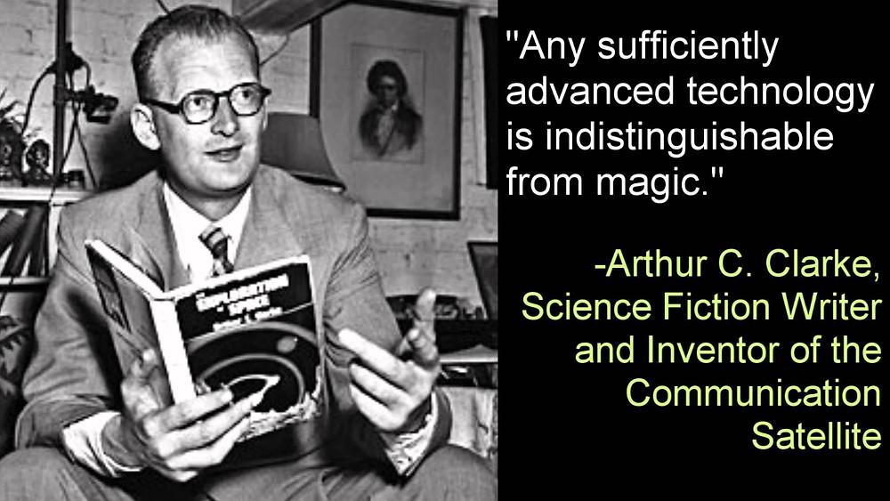 Arthur C. Clarke