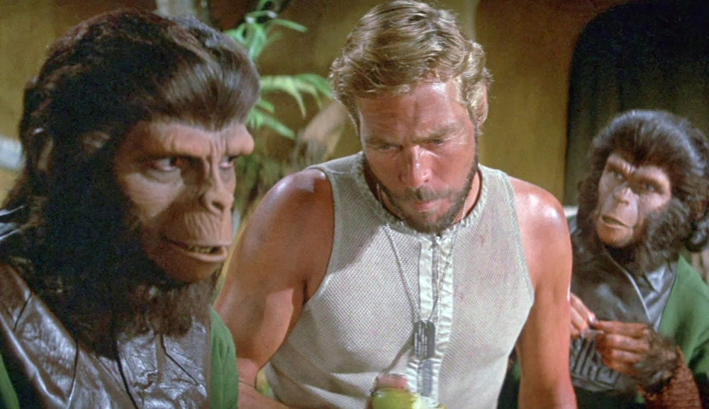 Beneath the Planet of the Apes - Author's Blog by B. A. Shields