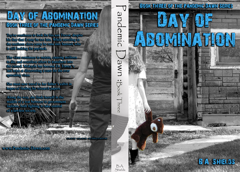 Pandemic Dawn Book III: Day of Abomination