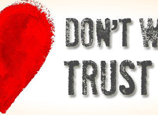 What Does it Mean to Trust the Lord?