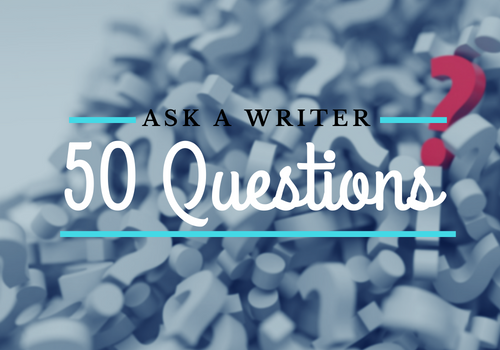 50 Questions for Author Bruce A Shields