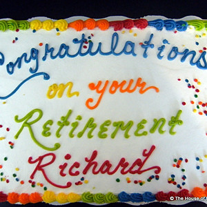 Richard's Retirement Party