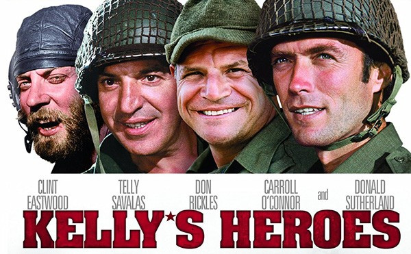 Kelly's Heroes - Author's Blog by Author B. A. Shields