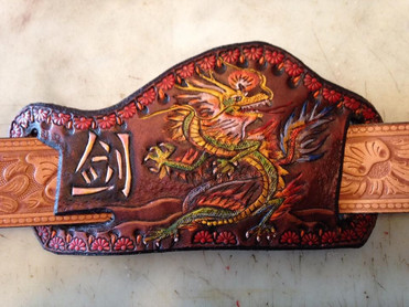 Dragon Holster