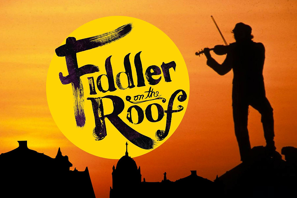 Fiddler on the Roof - Author's Blog by Author Bruce A. Shields