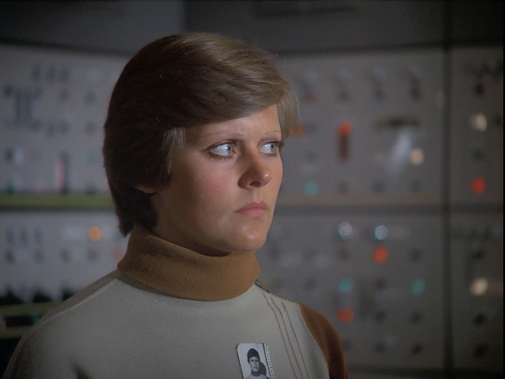 Pamela Pam Rose from Space 1999 and Star Wars