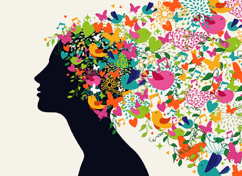 FREE your mind and creativity!