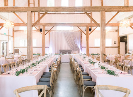 Seriously gorgeous highlights from 2018 - wedding designs