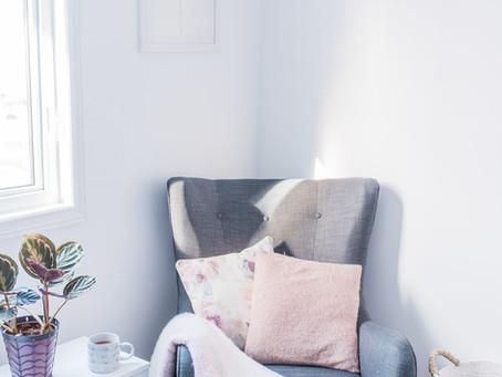 Our Home - A Minimalist Boho Nursery for Emilia
