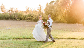 Intimate Autumn Wedding at The Herb Garden in Almonte