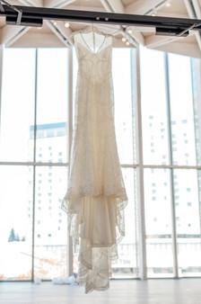 Sinders Bridal Ottawa wedding gown