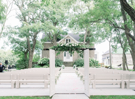 Romantic Blush and Grey Summer Wedding at Stonefields Estate