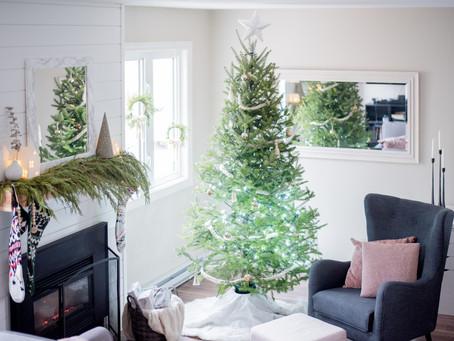 Bourbon & Bloom Home Holiday Decor