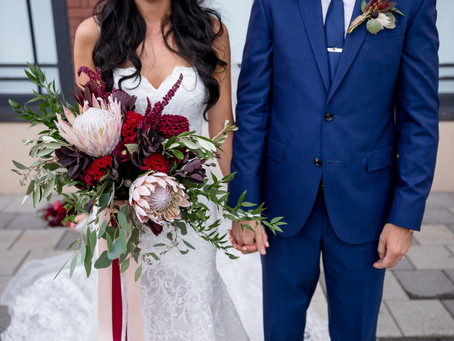 Seriously gorgeous wedding highlights from 2018 - Flowers
