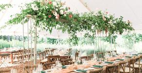 Chic Garden Elegance - An Outdoor Ottawa Wedding