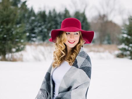 Winter Wedding Makeup Tricks & Trends