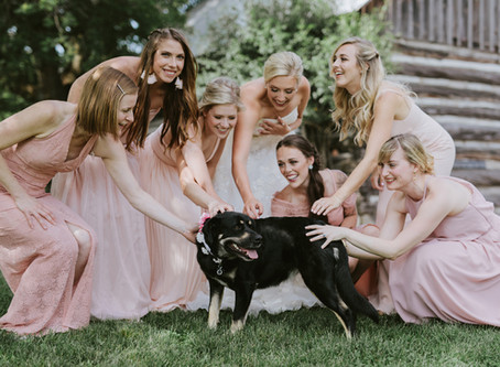 Southern Inspired Summer Wedding at The Herb Garden