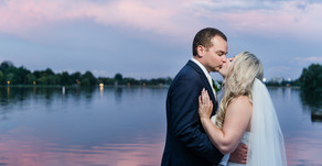 Lakeside Summer Wedding at Lago in Ottawa