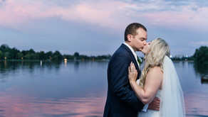 Lakeside Summer Wedding at Lago in Ottawa