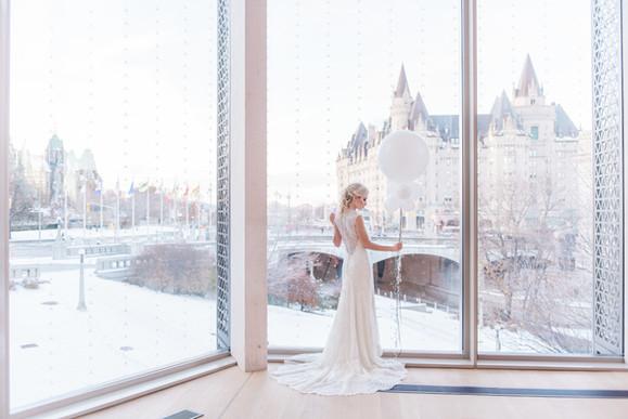 NAC O'Born Room wedding